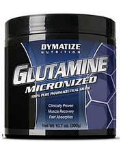 Dymatize Glutamine 500 г