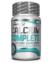 BioTech Calcium complete 90 капсул