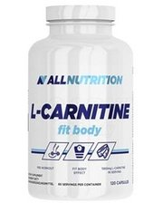 AllNutrition L-Carnitine Fit Body (120 капсул)