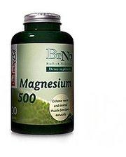 BioTech Комплекс магния Natural Magnesium 500 (120 капсул)