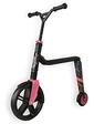 Scoot&Ride Highway Gangster черно-розово-голубой