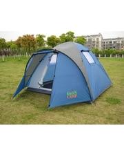 Green Camp Палатка четырехместная GreenCamp 1004
