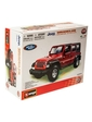 BBURAGO Jeep Wrangler Unlimited Rubicon (красный, 1:32)