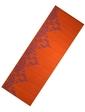 Live UP PVC Yoga Mat With Print 6 мм orange