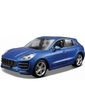 BBURAGO Porsche Cayenne Macan (синий металлик, 1:24)