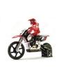 Himoto Burstout MX400r Brushed 1:4 red