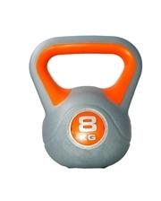 Live UP Plastic Kettel Bell 8 кг