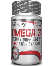 BioTech Natural Omega 3 (90 капсул)