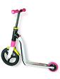 Scoot&Ride Highwayfreak бело-розово-желтый