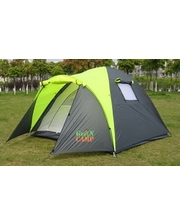 Green Camp Палатка трехместная GreenCamp 1011