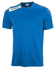 Joma Футболка футбольная Victory синяя