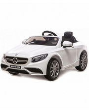 baby tilly T-799 Mercedes S63 AMG белый