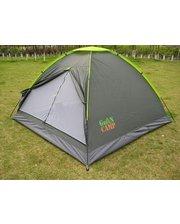 Green Camp Палатка трехместная GreenCamp 1012