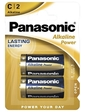 Panasonic Alkaline Power C 2 шт (LR14REB/2BP)