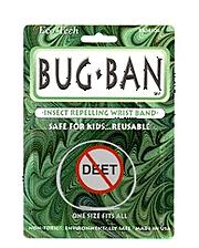 Bug Ban Браслет от комаров Bug Bun