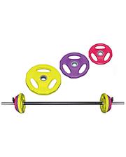 Штанга наборная для фитнеса BP3031 20 кг