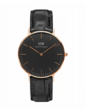 Daniel Wellington DW00100141 Black Reading 36