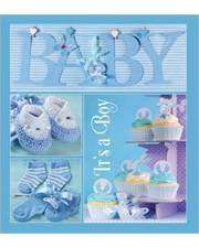 EVG (20sheet Baby collage Blue w/box (UA))