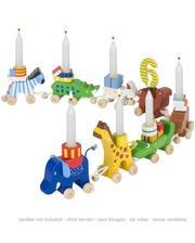goki Подставка для свечей Зоопарк GK108
