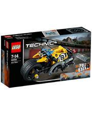 Лего LEGO Конструктор Мотоцикл для трюков, 42058
