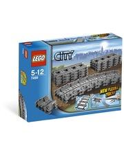 Лего LEGO Конструктор Гибкие пути, 7499