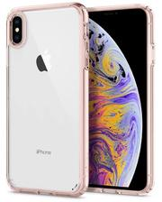 Spigen для iPhone XS Max Ultra Hybrid Rose Crystal