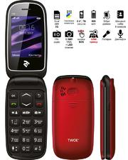 2E mobile Мобильный телефон 2E E181 Dual Sim Red