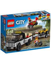 Лего LEGO Конструктор Гоночная команда, 60148