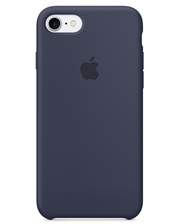 Apple iPhone 7 Silicone Case - Midnight Blue MMWK2
