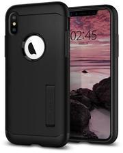 Spigen для iPhone XS Max Slim Armor Black