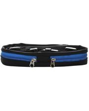 Red Point Sport Belt Dark Blue