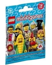 Лего LEGO Конструктор Минифигурка 17-й выпуск (неизвестная, 1 из 16 возможных), 71018