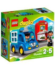 Лего LEGO Конструктор Полицейский патруль, 10809