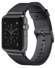Belkin Classic Leather Band for Apple Watch 38mm Black (F8W731btC00)