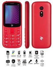 2E mobile Мобильный телефон 2E E240 2019 DUALSIM Red