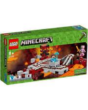 Лего LEGO Конструктор Подземная железная дорога, 21130