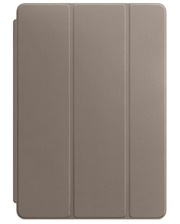Apple Leather Smart Cover - Taupe (MPU82)