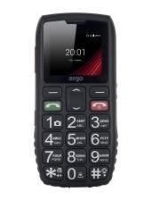 Ergo F184 Dual Sim Black