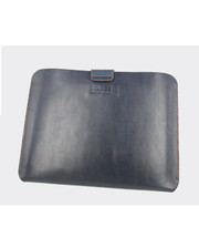 Kazee CarryEasy Genuine Leather Sleeve iPad 4/Tablet PC Navy (KZ-FCiPD2)