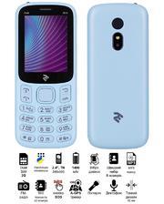 2E mobile Мобильный телефон 2E E240 2019 DUALSIM City Blue