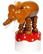 goki нажми и тряси Слон (53948G-3)