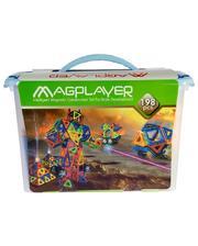 Magplayer магнитный набор 198 эл. MPT-198