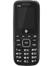 2E mobile Мобільний телефон 2E E180 Dual Sim Grey