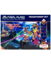 Magplayer магнитный набор 218 эл. MPA-218