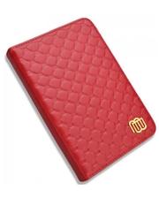 MyBook Кожаный чехол с LED подсветкой для Kindle 5/Kindle 4 Красный (MB28832)