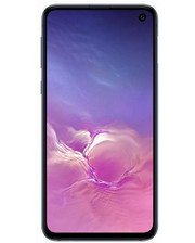 Samsung Galaxy S10e SM-G970 DS 128GB Black (SM-G970FZKD)