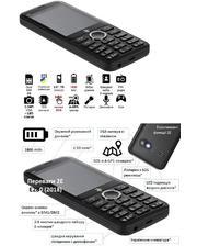 2E mobile Мобильный телефон 2E E280 2018 DualSim Black