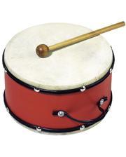 goki Барабан с деревяной ручкой (UC018G)