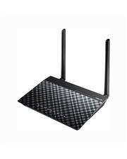 Asus ADSL-роутер DSL-N14U ADSL2/2+, 802.11n 300Mbps 2x 5dBi ант съемн, 4xLAN, 1xRJ11, USB PrnSvr