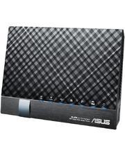 Asus ADSL-роутер DSL-AC56U ADSL2+/VDSL2 802.11ac AC1200, 1xRJ11xDSL, 4xLAN Gbps, 2xUSB 2.0